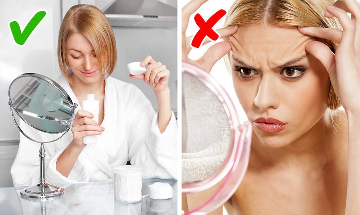 Простые правила по уходу за кожей вокруг глаз