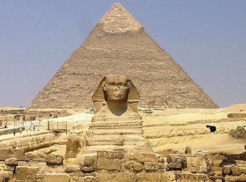 Из  Египта с любовью..