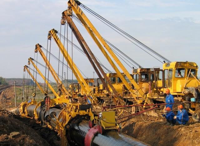 Газопровод EUGAL, продолжени…