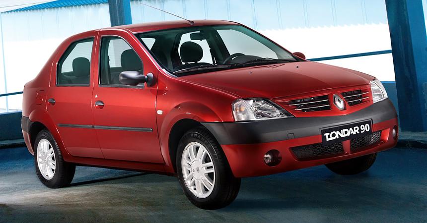Renault Symbol и Duster будут выпускать на новом совместном предприятии в Иране