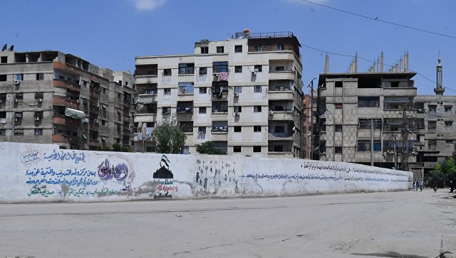 Новости Сирии. Сегодня 23 мая 2018
