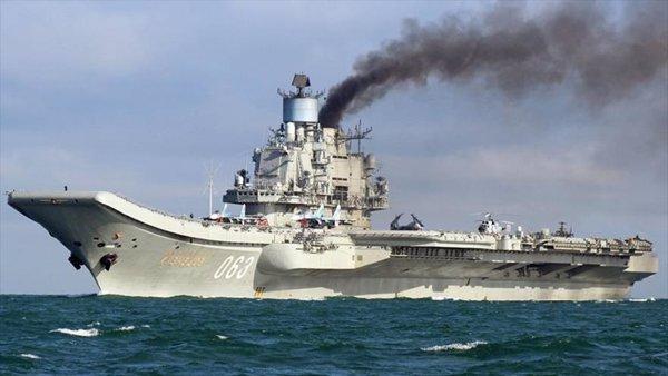 Как российские моряки не заб…