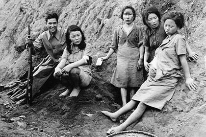 Гнилая империя. Японские солдаты изнасиловали тысячи девочек. Теперь Токио пытается откупиться