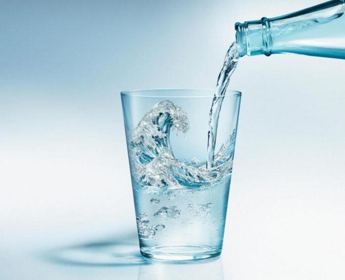 Вода спасет от гипертонии!