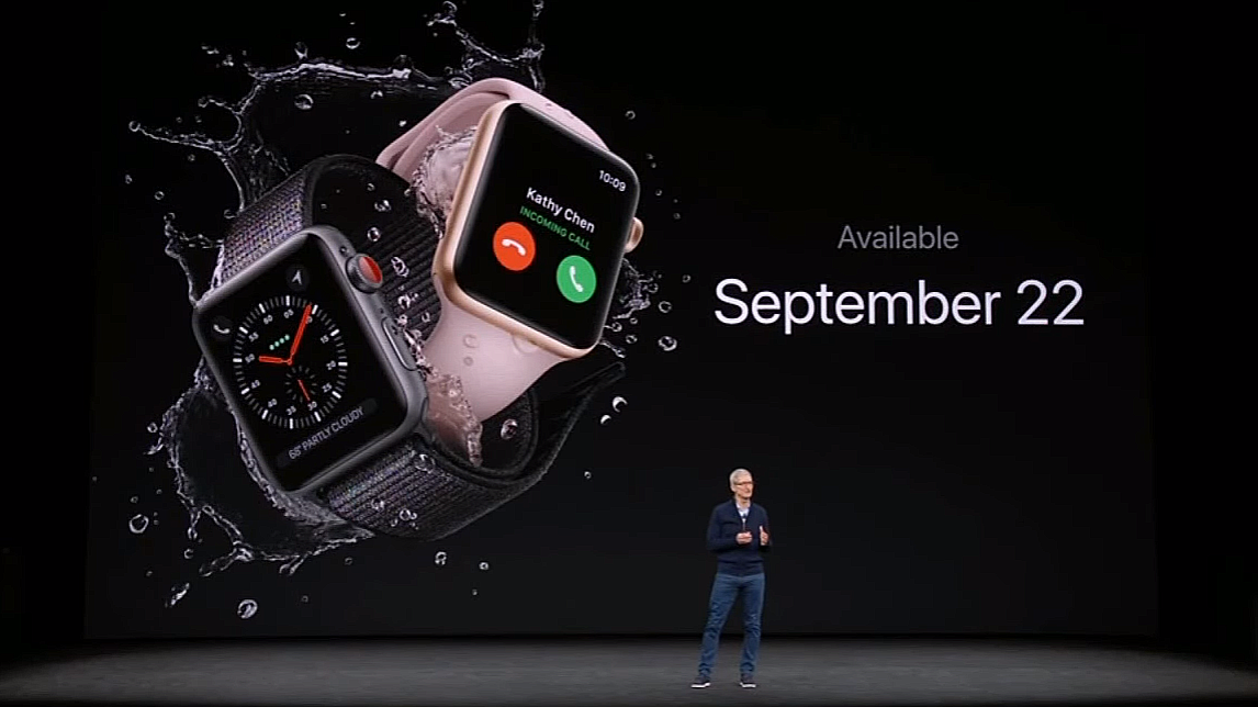 Пользователи «умных» Apple Watch Series 4 обнаружили серьезный дефект