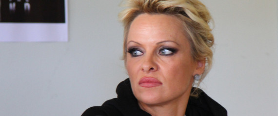 Pamela Anderson Refuses Ice Bucket Challenge Because Of ALS Animal Testing History