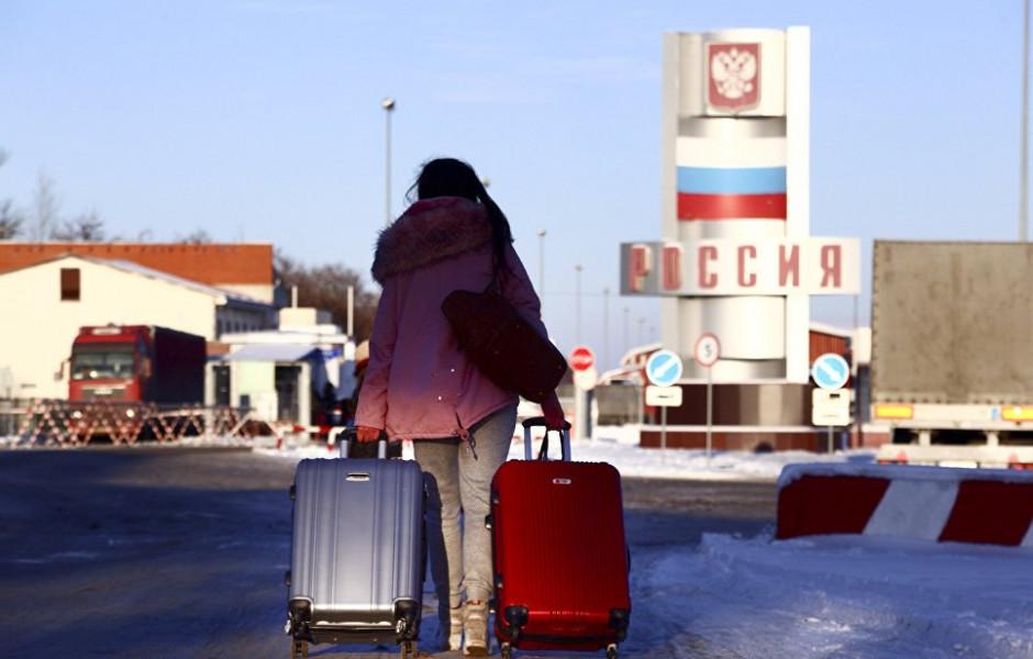 В МИД рассказали, почему Россия не вводит ограничения на въезд украинцев