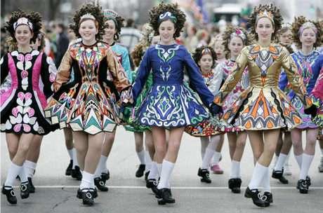 Семь лучших национальных танцев