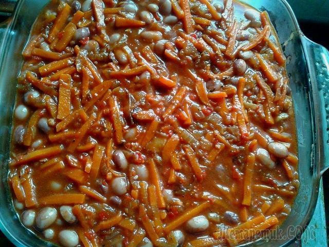 правильное питание фасоль рецепт