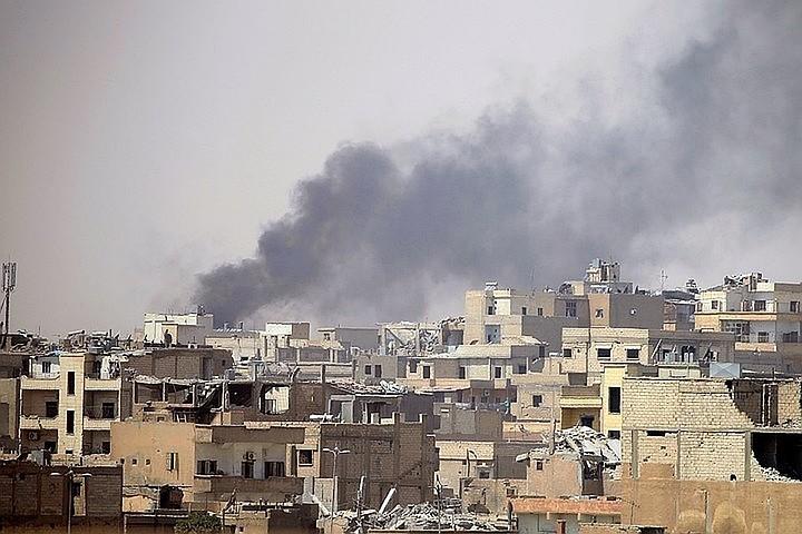 В Алеппо началось активное восстановление жилых домов и инфраструктуры
