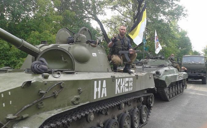 ТОП Сводка боевых действий от сил Сопротивления на 22:00 мск 31 августа 2014