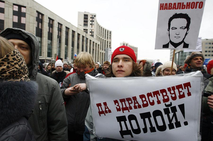 О будущем протестной оппозиции, Навального, Мальцева, националистов и других
