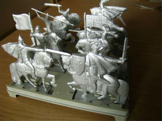 Советские солдатики