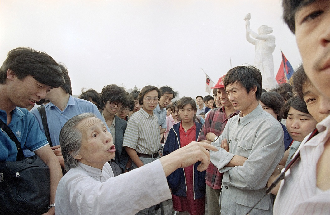 Tiananmen Square 15 Расстрел демонстрантов на площади Тяньаньмэнь 25 лет назад