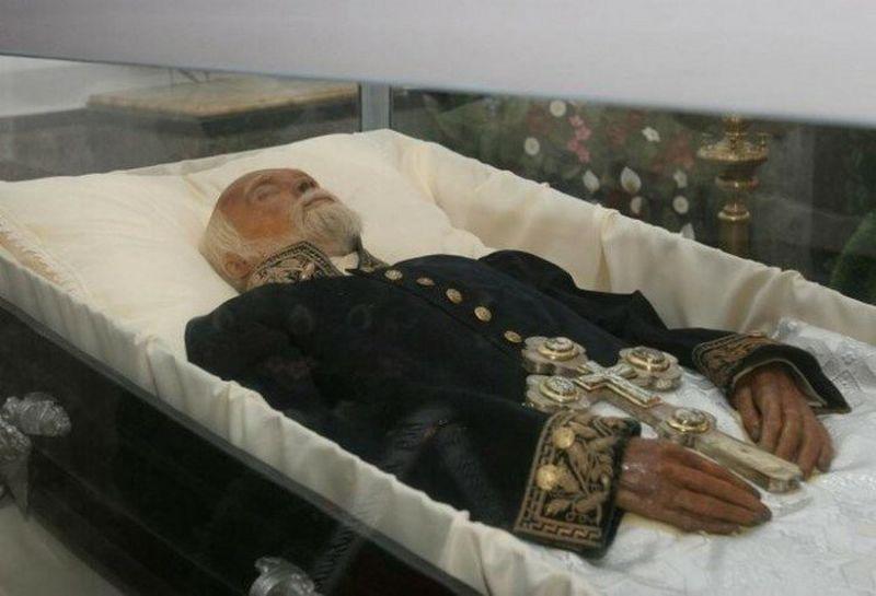 Ученые зашли в тупик, исследуя мумию Пирогова