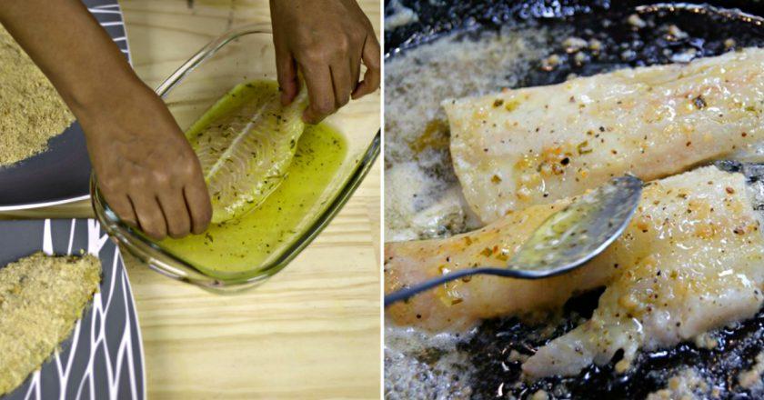 Простые блюда из рыбы