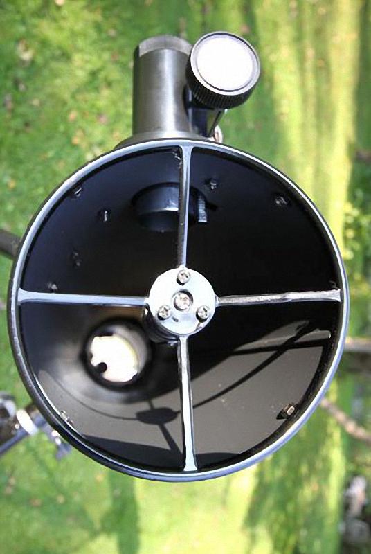 064 Что спрятано внутри телескопа?