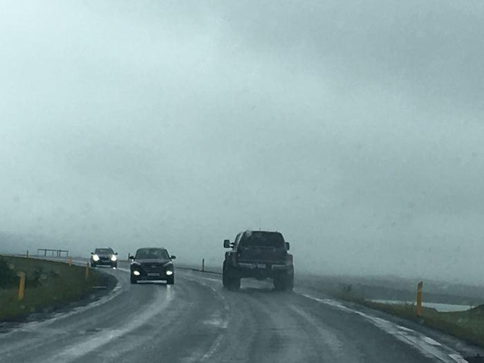 Неожиданная Исландия Исландия, большие колеса, джип, джипинг, длиннопост