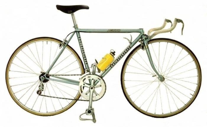 Тахион велосипеды, ссср