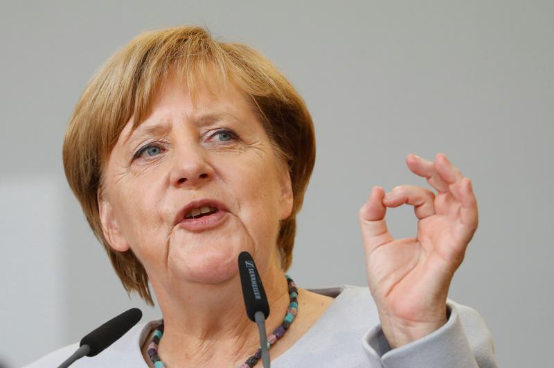 Тактика Меркель