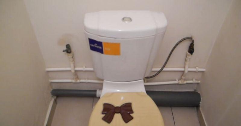 Даже при скромном бюджете можно отремонтировать старый туалет