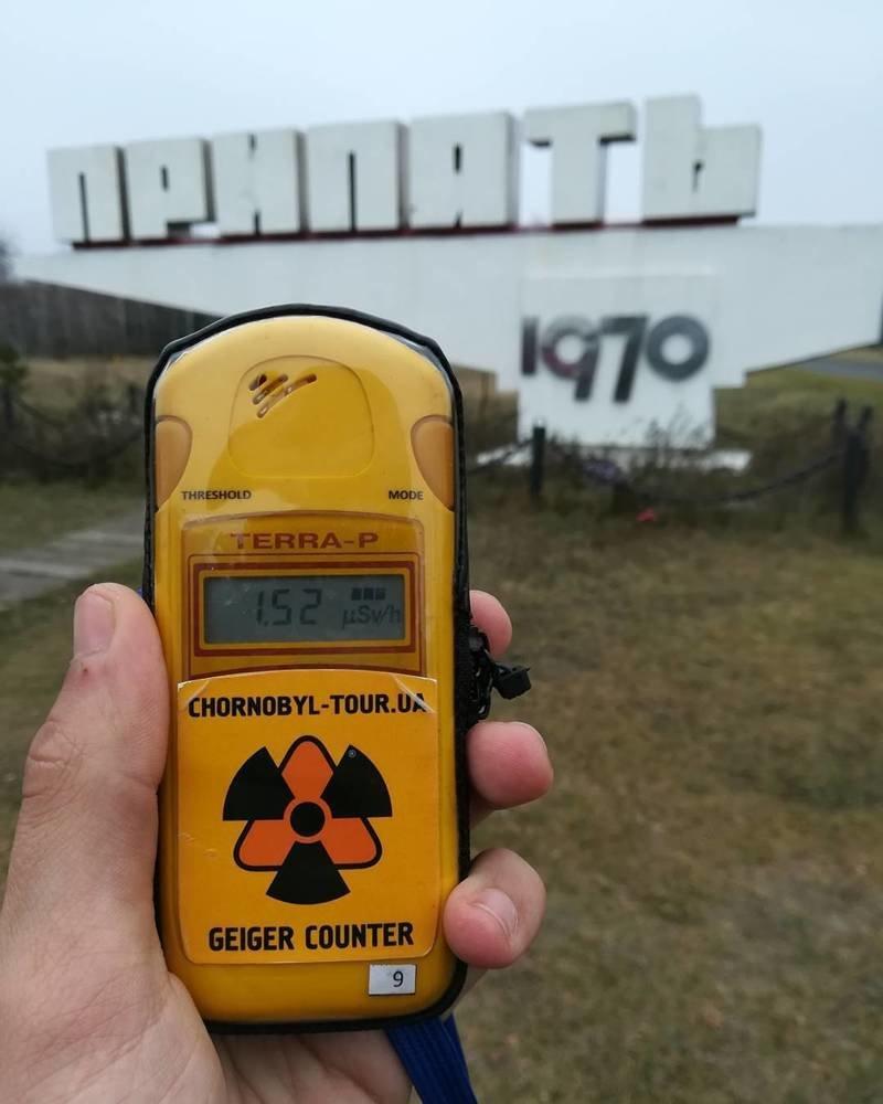 Ну и, конечно, самый главный вопрос: как обстоят дела с радиационным фоном? Припять, Чернобыль, зона, туризм, чаэс, экстрим