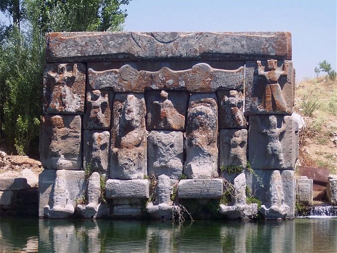 Хеттский храм