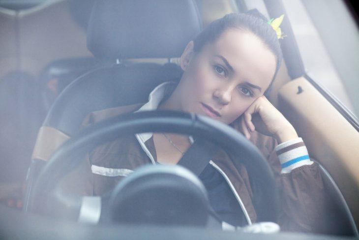Мама-водитель