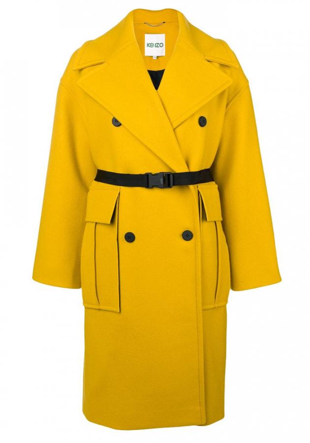 Пальто Kenzo, 59 170 руб.