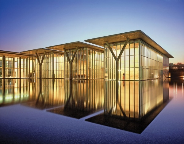 Красивейшие музеи мира (41 фото)