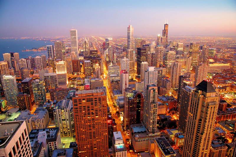 highrise20 25 городов мира с наибольшим числом высотных зданий