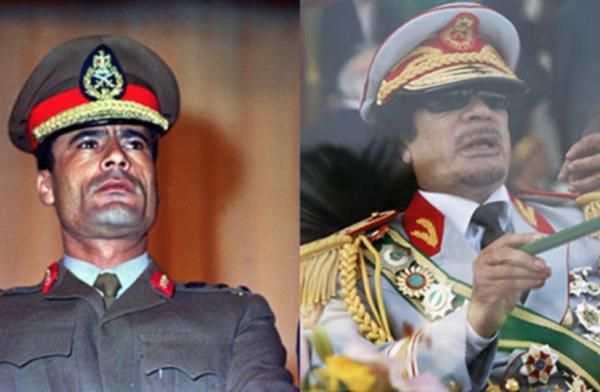 Муаммар Каддафи был непримиримым противником США до самой смерти