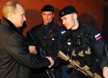 Путин доверил ФСО контроль за ускорением экономики
