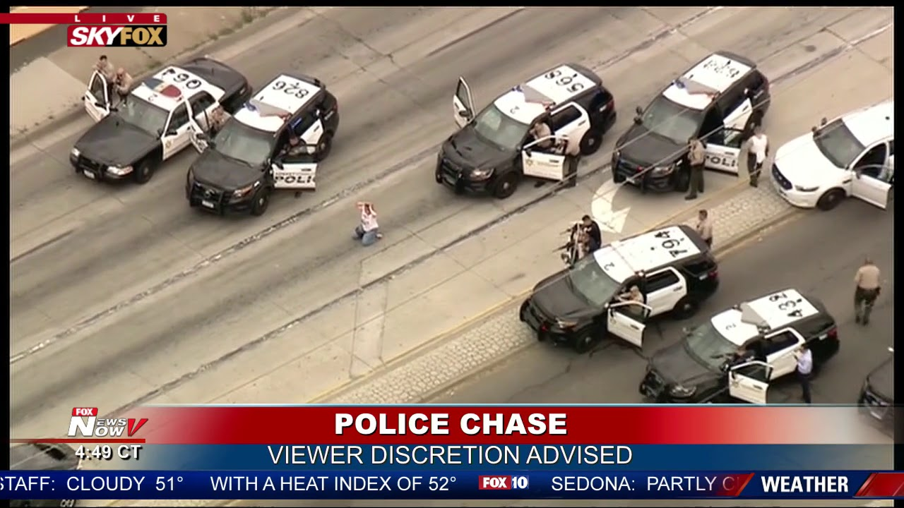 Картинки по запросу GRAPHIC ENDING To Police Chase in California