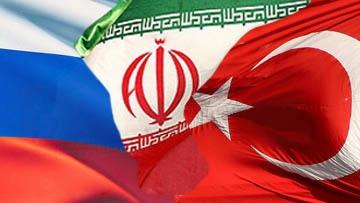 Turtsia Россия, Иран и Турция: какое место в мире?