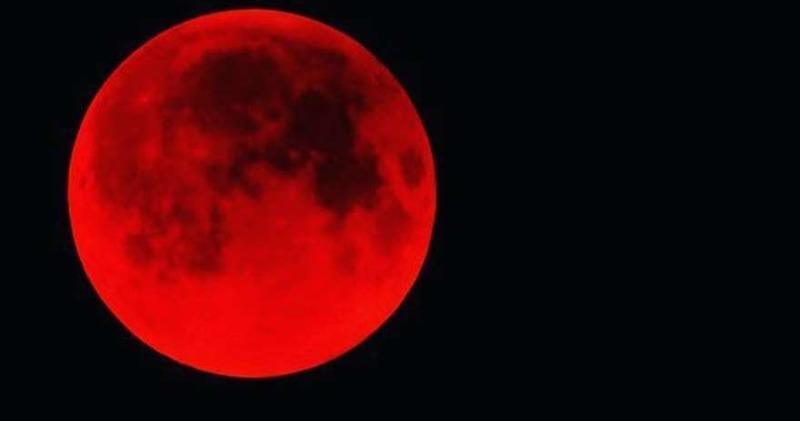 И на нашем континенте праздник: россияне увидят самое длинное кровавое лунное затмение за весь XXI век