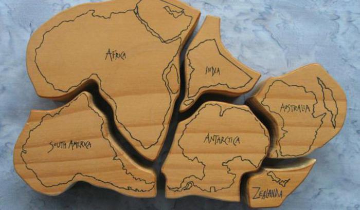 На Земле обнаружен новый континент