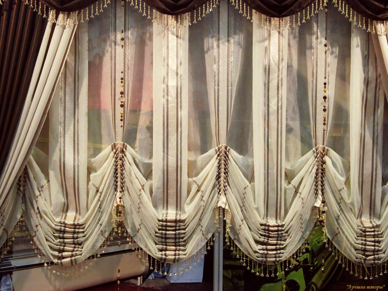 Изумительные австрийские шторы