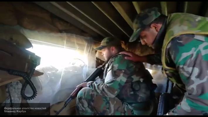 Обманный манёвр в Хаме: боевики пошли в крупную атаку на Мхарду