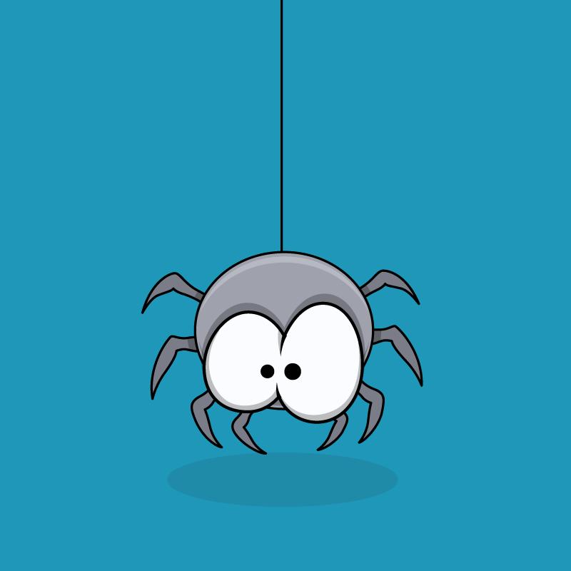 Анекдот про паука поимени Дениска