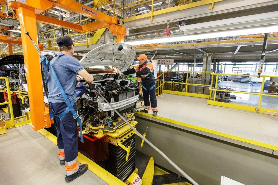 завод ford в набережных челнах