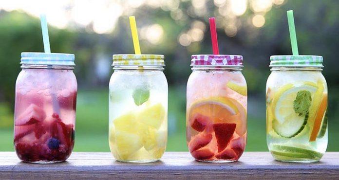 6 действенных рецептов детокс-воды для похудения