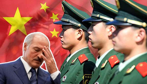 Пока китайские военные маршируют по Минску – Батька отправляет сигнал в Кремль