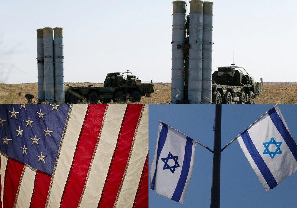 Израиль и США оправдывают агрессию: эксперт об «иранском следе» в поставках С-300 в Сирию