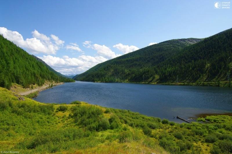 Мёртвое озеро (Казахстан) наша планета, озера, самые опасные