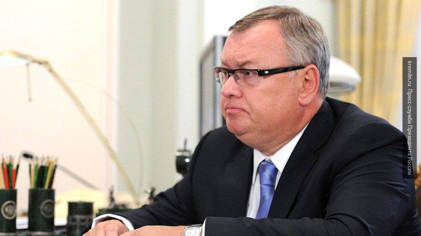 Глава ВТБ рассказал план по отказу России от доллара