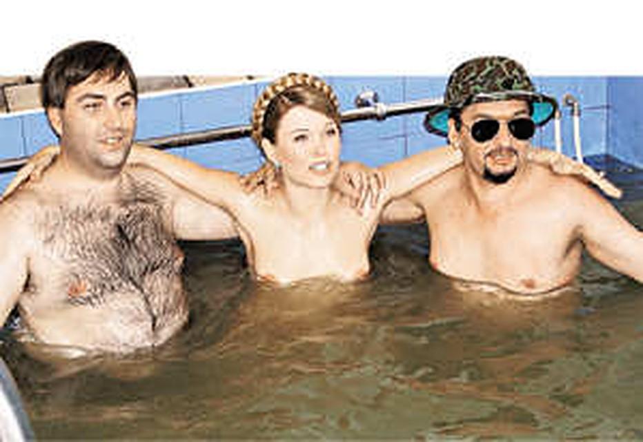 Порнуха про саакашвили и тимошенко