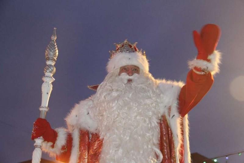 Дед Мороз подложил свинью Московскому зоопарку