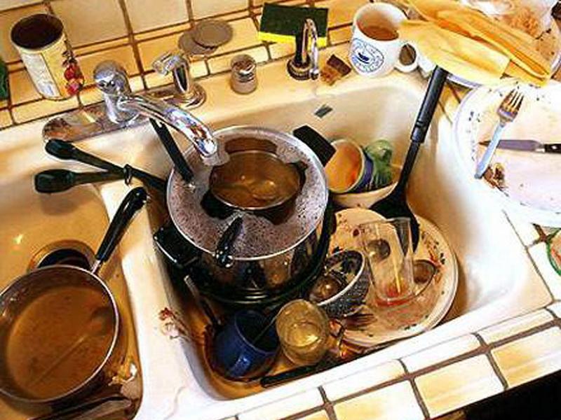Весенний субботник на кухне: 18 дельных советов