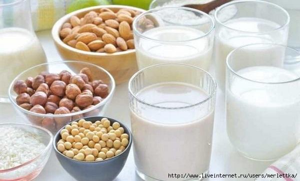 ХИЖИНА ЗДОРОВЬЯ. Растительное молоко